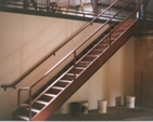 Custom Steel Stairs NH | ME | VT | MA
